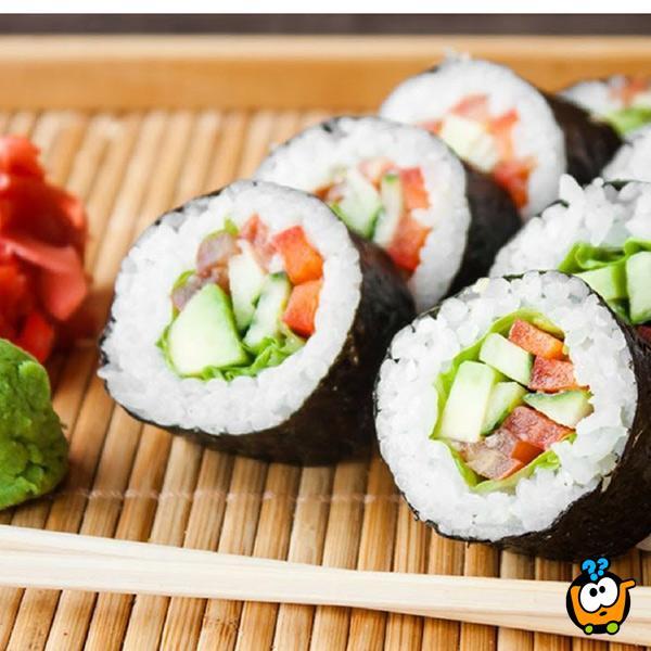 Sushi Maker - Mašina za uvijanje sušija