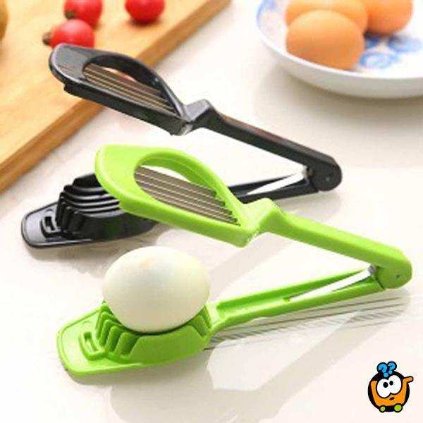Fantastičan rezač kuvanih jaja