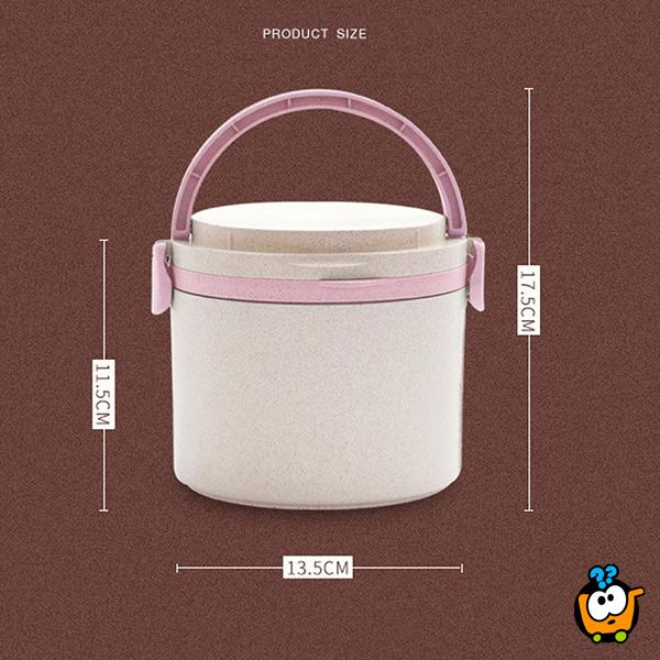 Double lunch box - Posuda za obrok za poneti