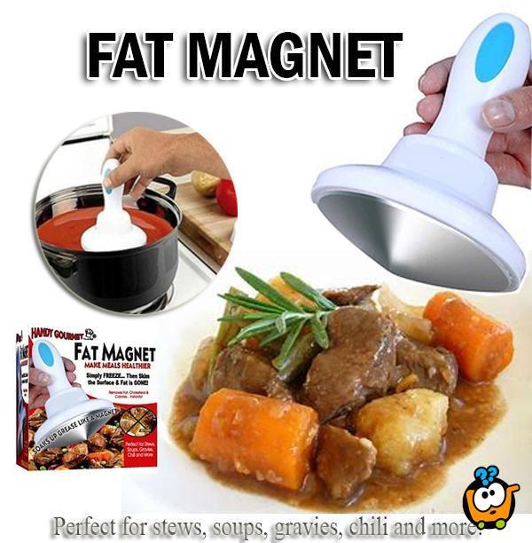 Fat magnet - Magnet za uklanjanje masti i ulja