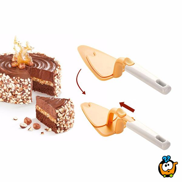 Dvostruka špatula za tortu - za lako serviranje poslastica