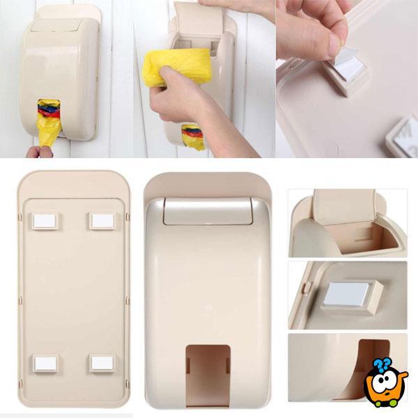 Kutija za skladištenje kesa