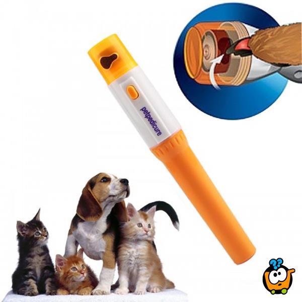 PediPaws Pet Pedicure - rotaciona turpija za nokte ljubimaca