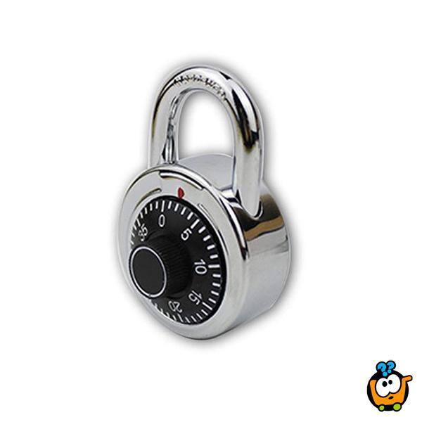 Safe Code Lock - Sigurnosni katanac sa šifrom za otključavanje