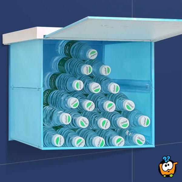 2u1 Sklopivi ormaric-slika za kupatilo