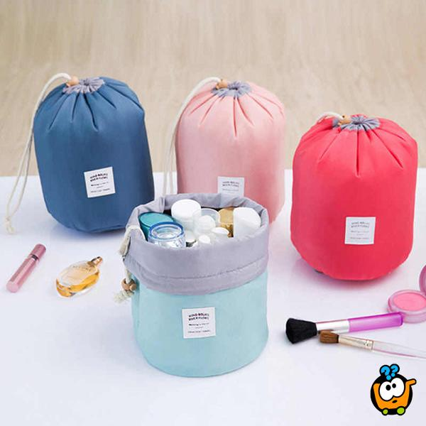 Prenosiva kozmetička torbica