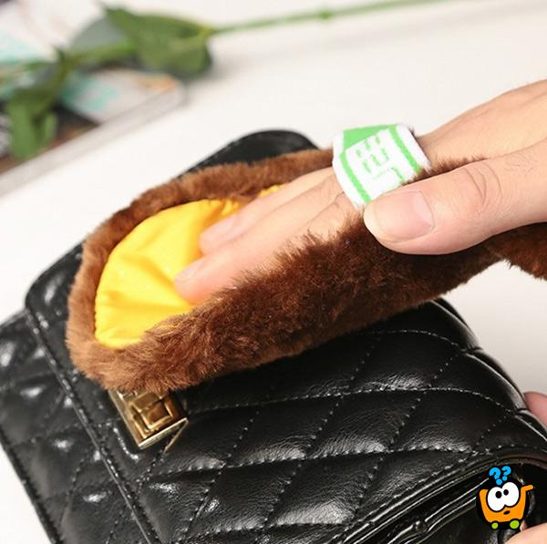Shoes brush - Mekana četka za poliranje obuće