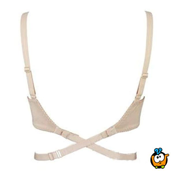 Low bra back strap - Traka savršen trik za gola leđa