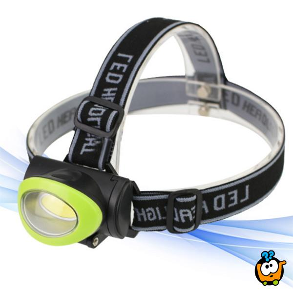 LED head light - LED lampa za glavu