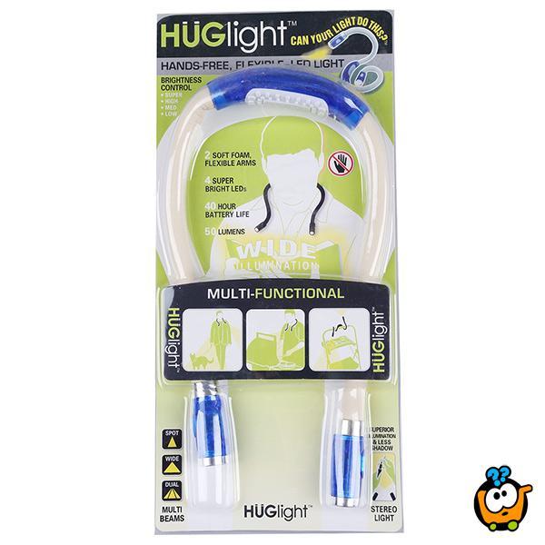 Hug Lamp - Multifunkcionalna lampa
