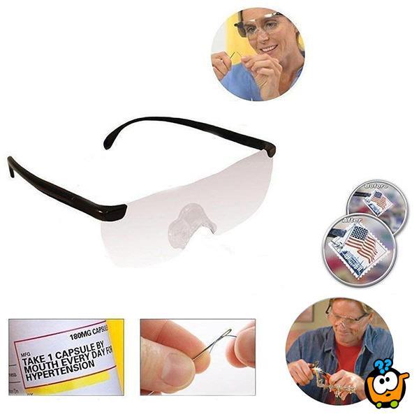 Big Vision - Čarobne naočare za uveličavanje