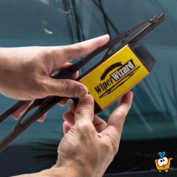 Wiper Wizard - Magičan brisko za reparaciju brisača na autu