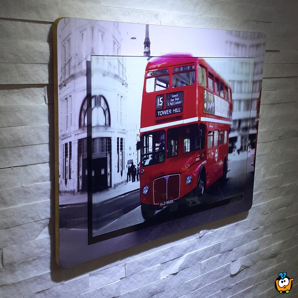 Moderna slika za lepši dom - London Bus