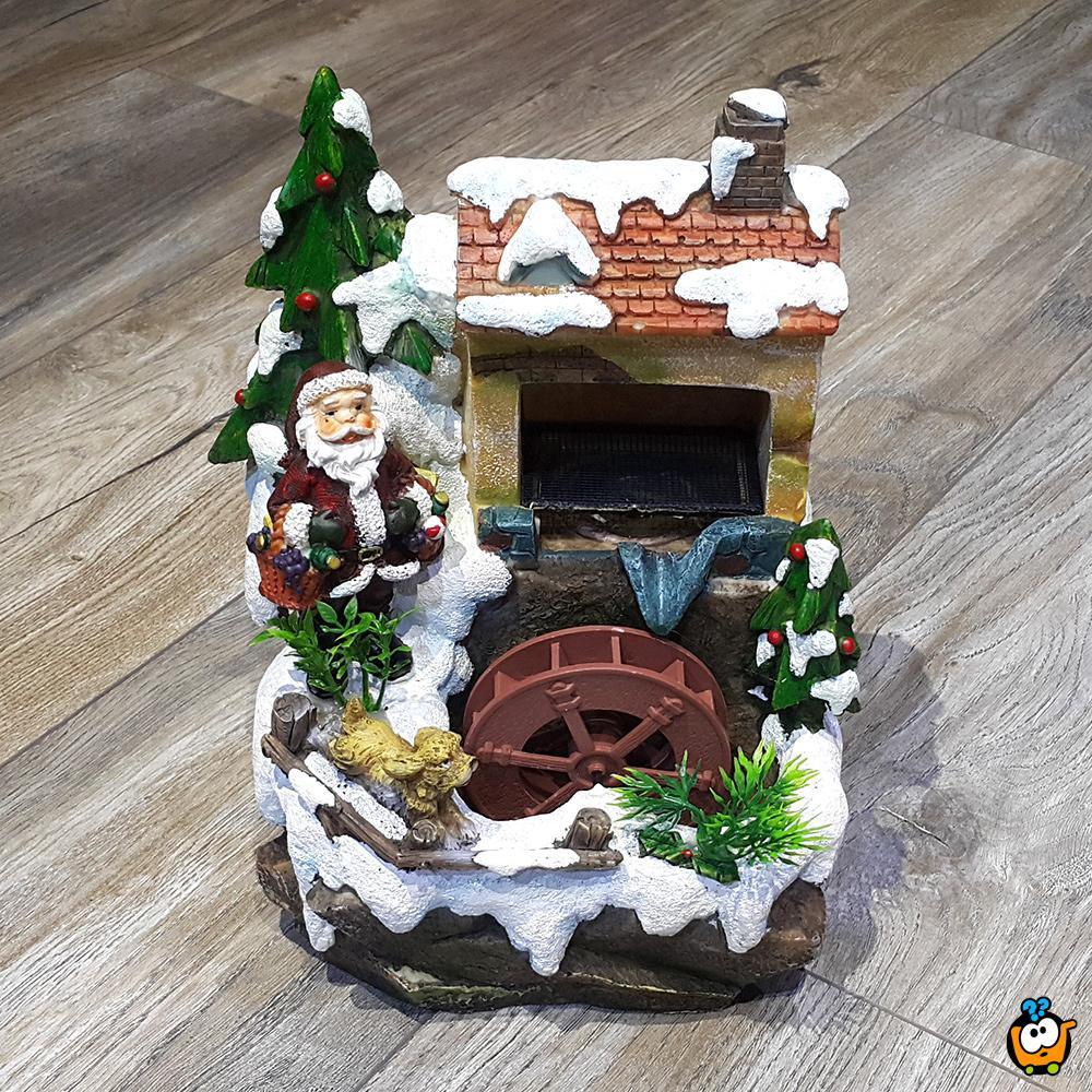 Dekorativna sobna fontana - Santa Claus Mill