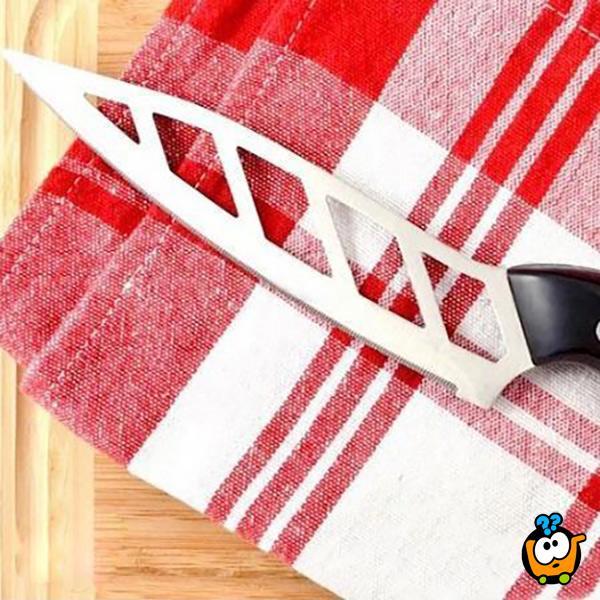 Aero Knife - Ultra oštar nož za koji se hrana ne lepi