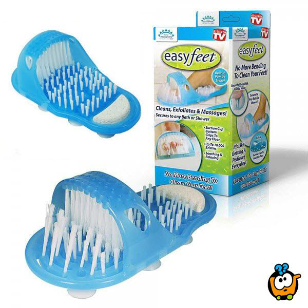 Easy Feet - Papuča za pranje, negovanje i masažu stopala