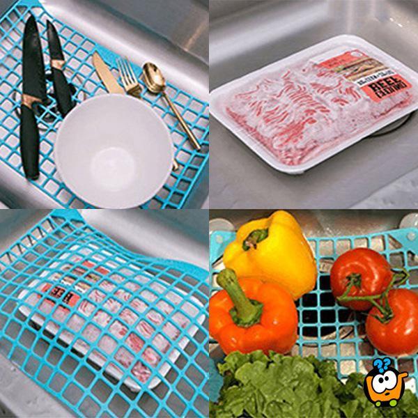 ThawNet - zaštitna mreža za odmrzavanje hrane