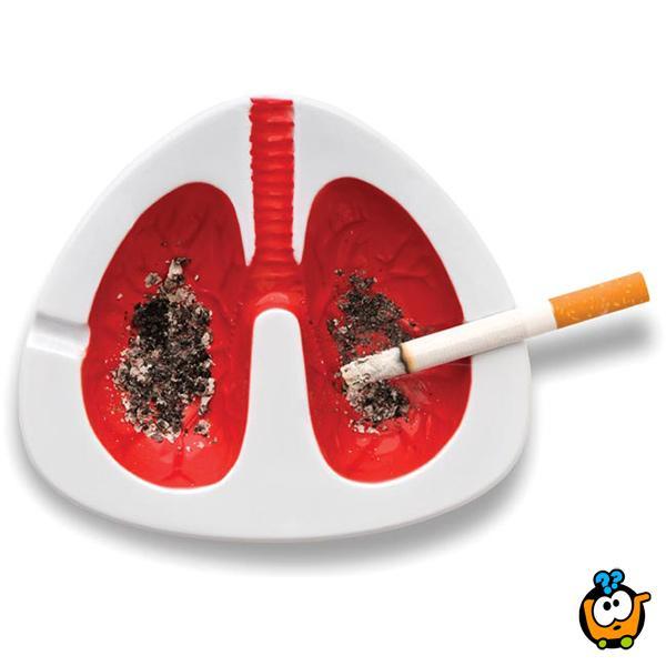 Pepeljara u obliku pluća