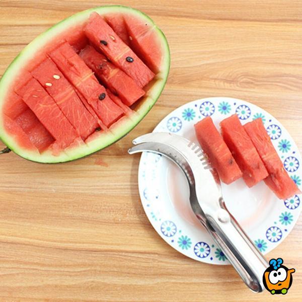 Angurello - Specijalan nož za lubenice i dinje