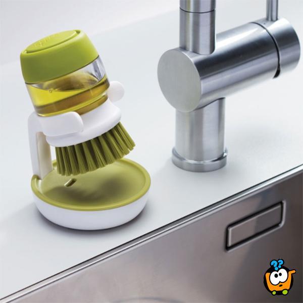 Multifunkcionalna dispenzer četka za pranje sudova