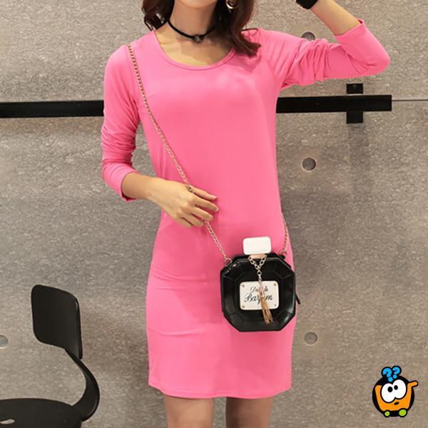 COLOR haljina za sve prilike - LIGHT PINK