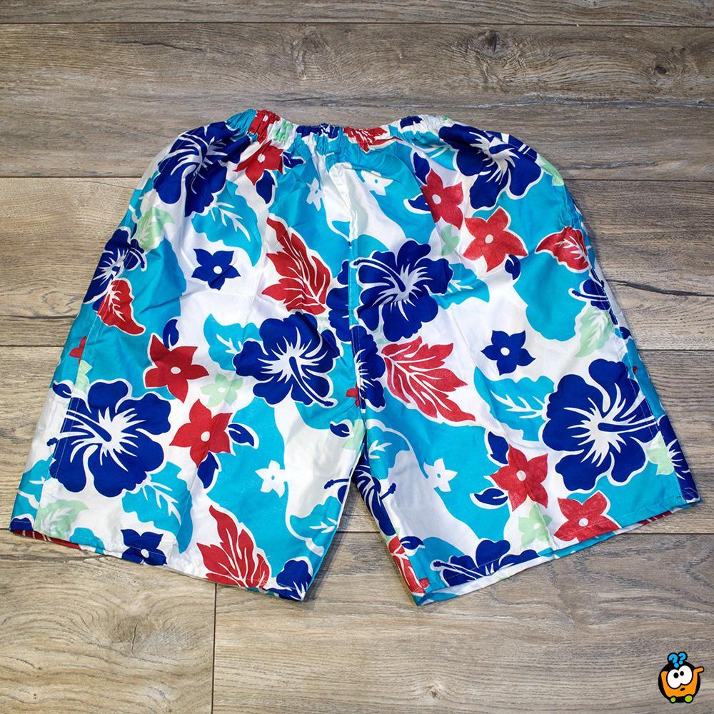 Moderan muški šorts za kupanje - CRAZY SUMMER