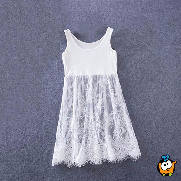 Lagana haljinica WHITE