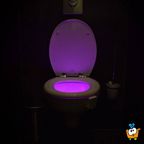 TOILIGHT - Lampa za WC šolju