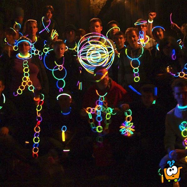 Glow Sticks - Magični svetleći štapići