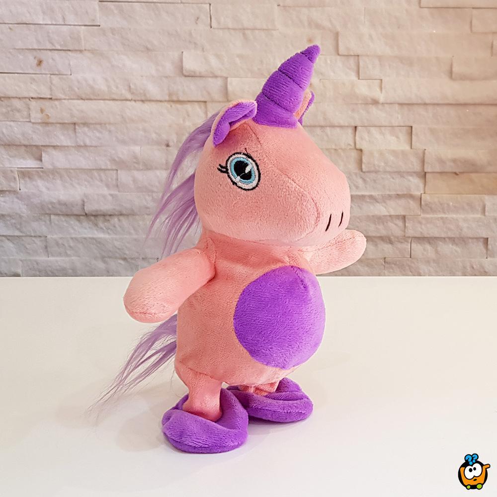 Magic Talking & Walking Unicorn - Jednorog koji se kreće i ponavlja slatkim glasom