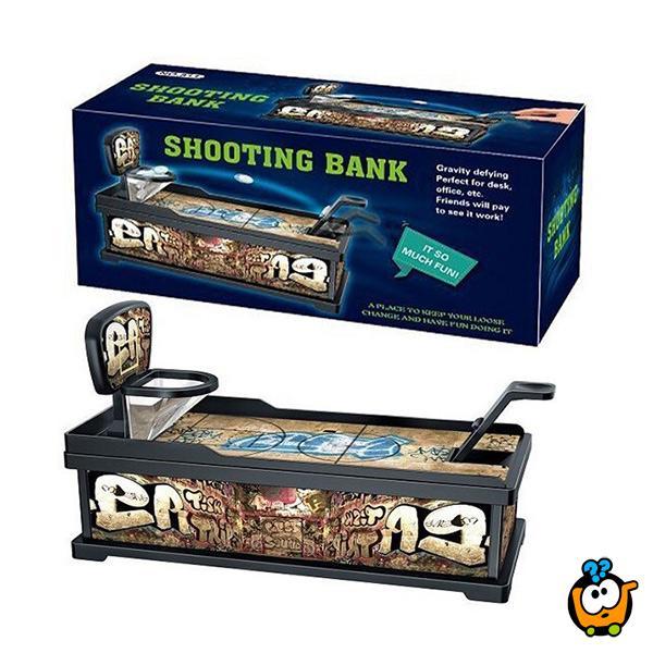 Shooting Bank - Interaktivna basket kasica