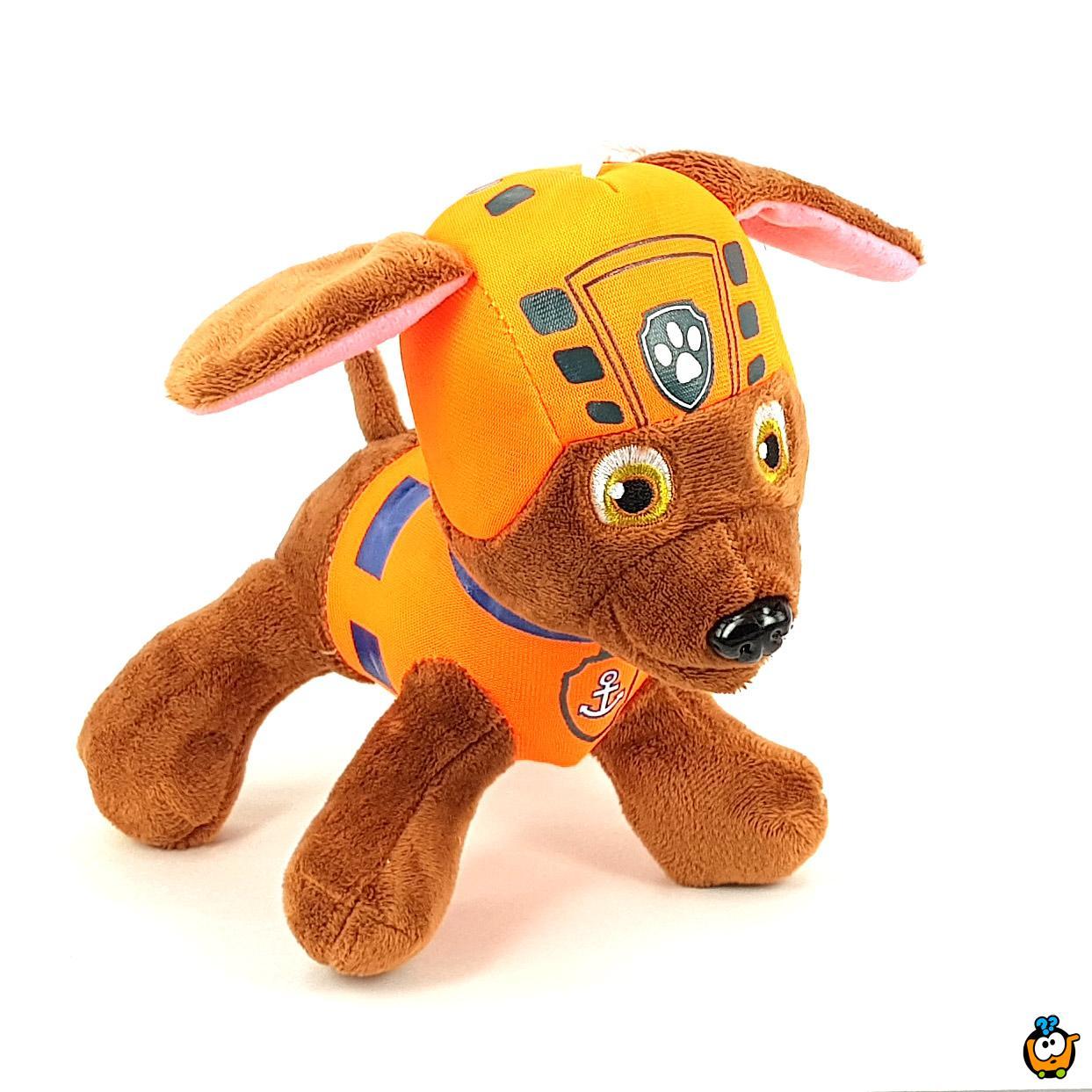 Patrolne šape plišana igračka  - Zuma