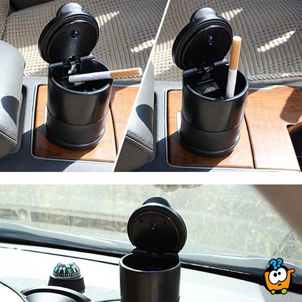Car Ashtray - Pepeljara za auto