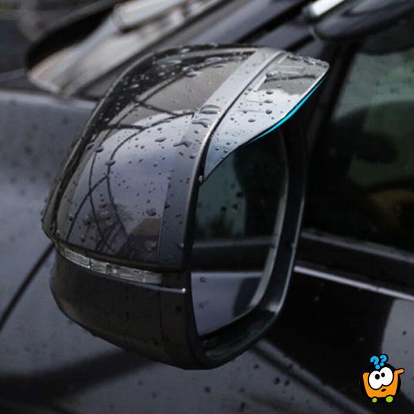 Rearview shield - Vetrobran za retrovizor