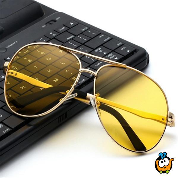Night View Glasses - Naočare za bolju vidljivost tokom noćne vožnje