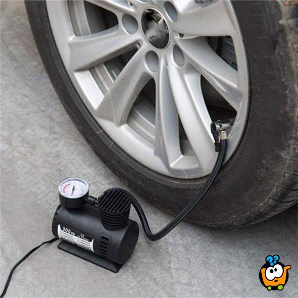 Car air compressor – Prenosivi kompresor za automobil