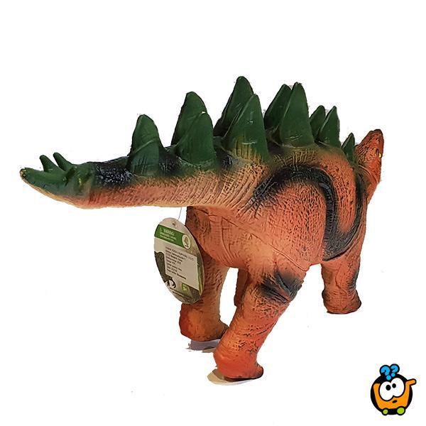 Dinosaurus  VELIKA igračka sa zvukom  - Stegosaurus