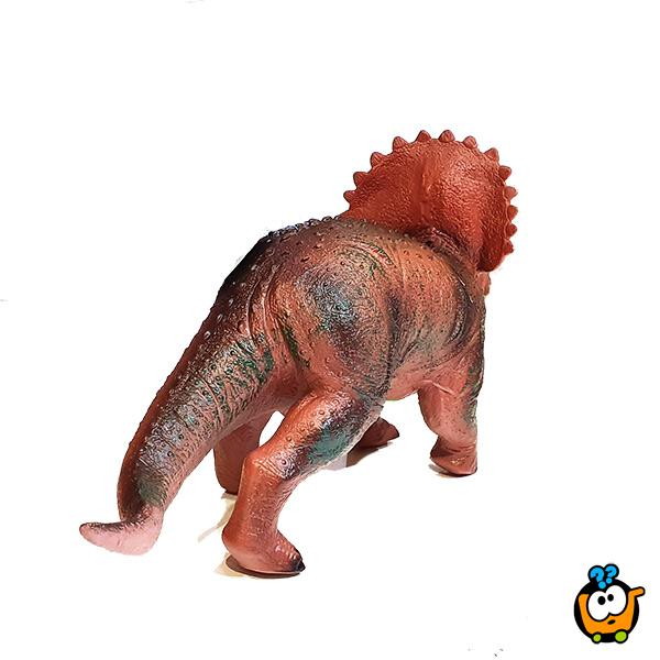 Dinosaurus  VELIKA igračka sa zvukom  - Triceratops