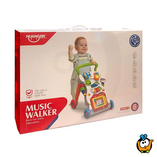 Music walker - Muzička hodalica