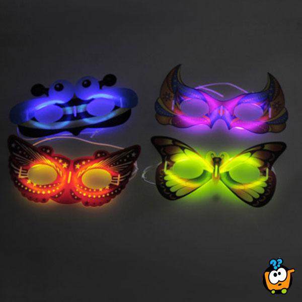 Glow mask - Magična svetleća maska