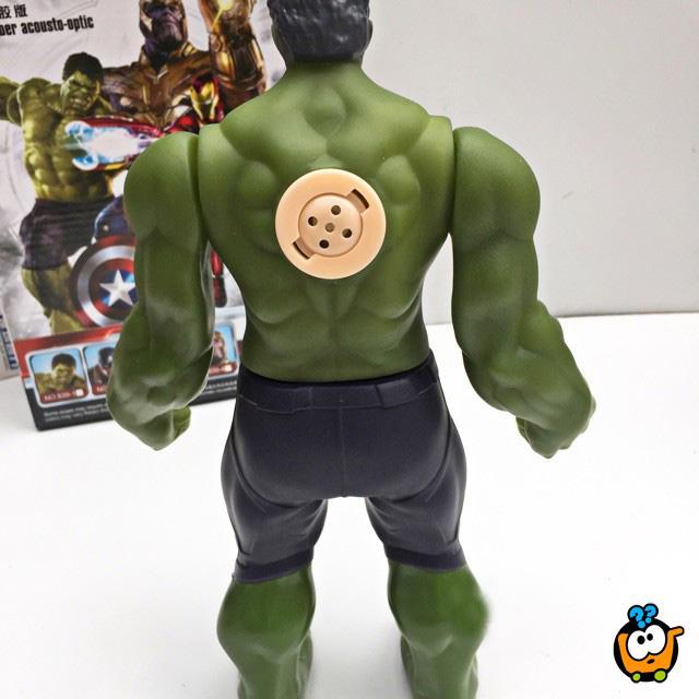 Super heroj AVENGERS figura - HULK