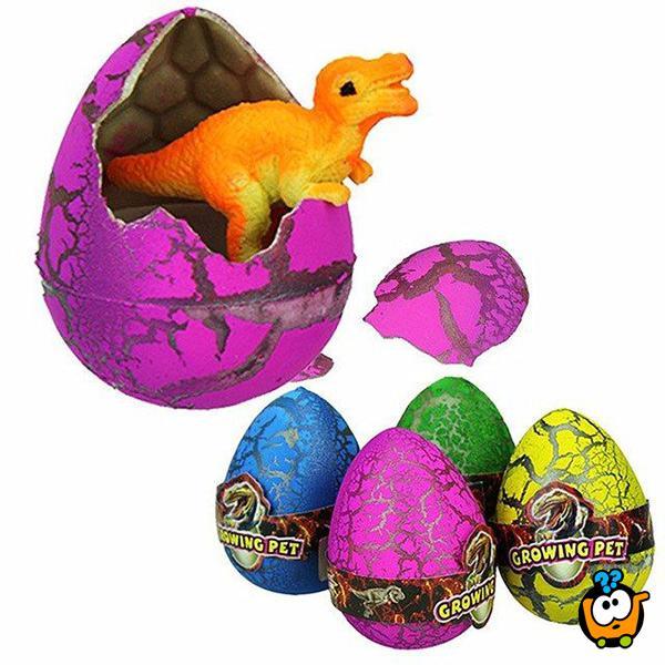 Dinosaur egg - magično jaje iz kojeg poraste dinosaurus