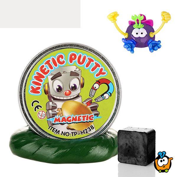 Magnetic Kinetic Putty – Magnetna kinetička masa za igru