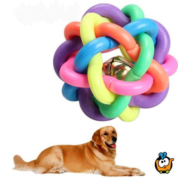 Pet ball - Šarena lopta za kućne ljubimce