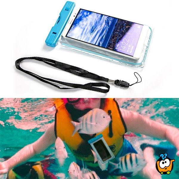 Univerzalna vodootporna torbica za telefon