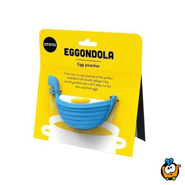 Eggondola - modla za poširana jaja