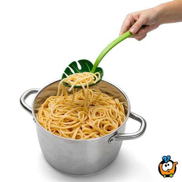 Jungle Spoon - Magična cediljka-kašika za serviranje hrane