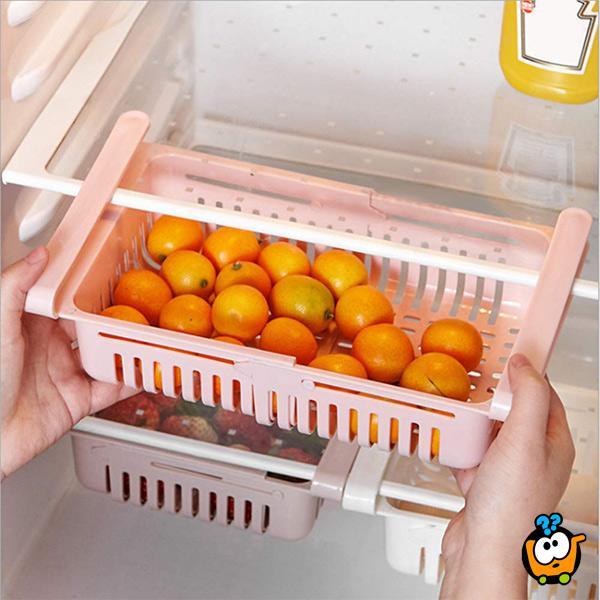 Fioka za frižider podesive veličine