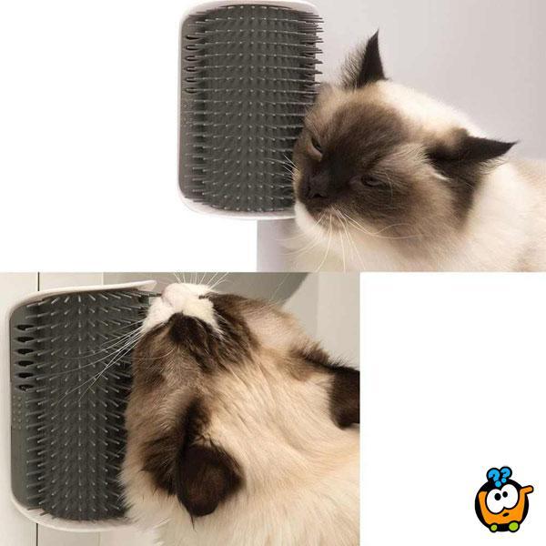 Cat Corner - Masažna četka za mačke