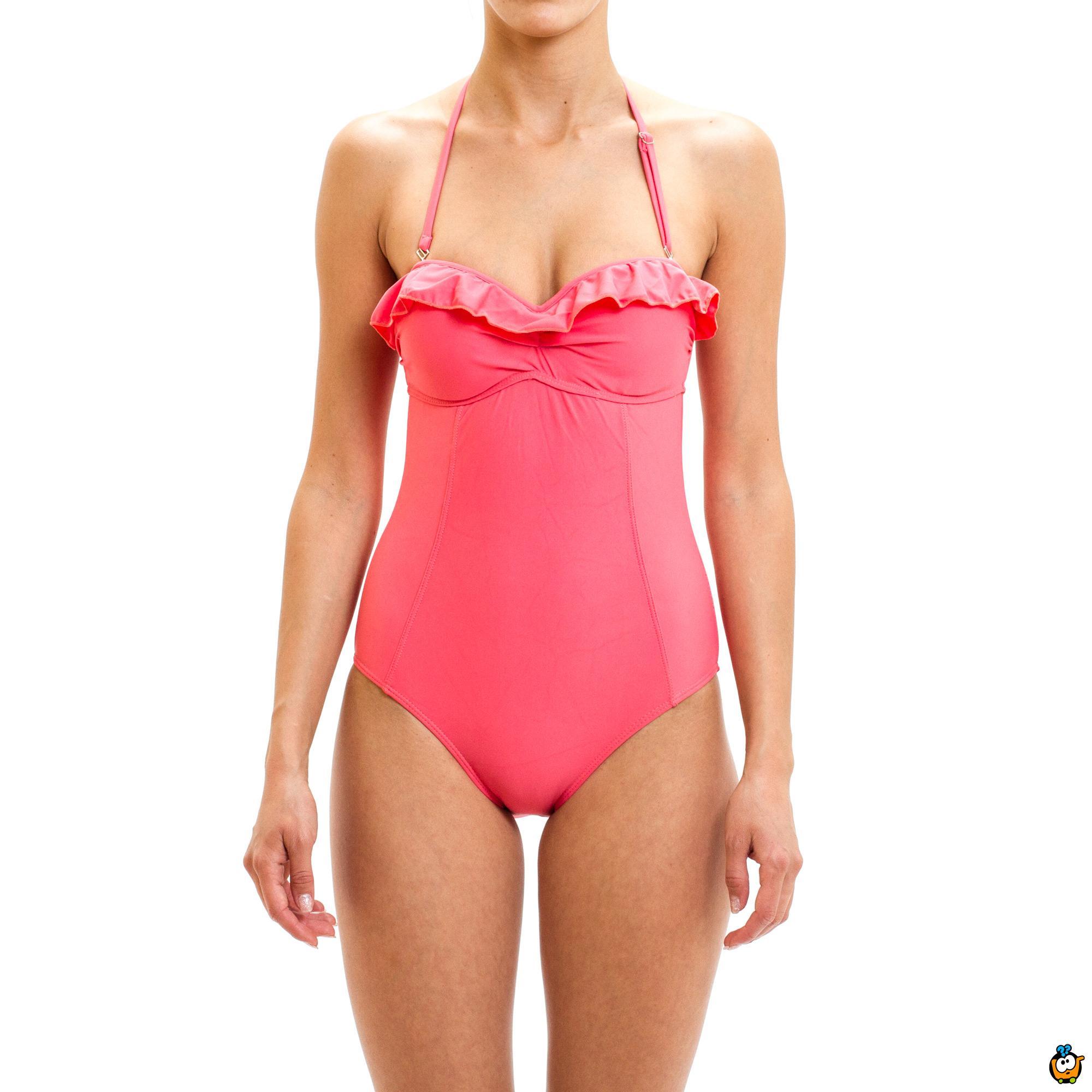 Jednodelni ženski kupaći kostim - MERMAID POWDER